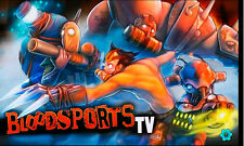 Bloodsports.TV STEAM KEY, (PC) 2015, Strategy, Region Free, Fast Dispatch
