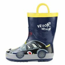 Kids Rain Boots Children Shoes Waterproof Water Shoes Children's Rubber Boots