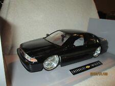 1:18 scale 1995-1996 Chevy Impala SS Jada Dub City Big Baller $ Black diecast
