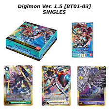 Digimon Card Game Special Booster Ver.1.5 [BT01-03] SINGLE CARDS ENGLISH