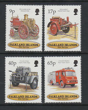 FALKLAND IS.1998 FIRE SERVICE SG 799-802 MNH.