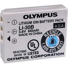 Olympus LI-30B Battery for Stylus Verve Digital Cameras Brand New Original