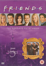 FRIENDS - Series 5. Lisa Kudrow, Matt LeBlanc (3xDVD BOX SET 2000)