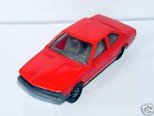 MICRO HERPA HO 1/86 1/87 BMW 633 CSI ORANGE