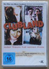 Clubland - Jeder Traum hat seinen Preis - DVD neu & OVP