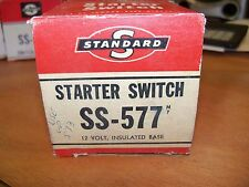 Standard Motor Products Starter Switch SS-577