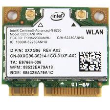 Centrino Advanced-N 6230 abgn WiFi Bluetooth 3.0 Wireless N Combo Card for Intel