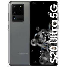 Samsung Galaxy S20 Ultra 5G 128 GB (G988) Grey Nero Grado A+ DS Usato