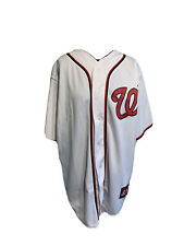 Washington Nationals Authentic Major League Baseball Majestic Harper 11 Jersey