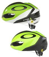 Oakley Aro5 Cycling Helmet Bicycle Helmet 99469 - Di Data Green - Small