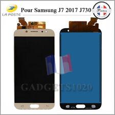 ECRAN LCD + VITRE TACTILE POUR SAMSUNG GALAXY J730 J7 2017 SM-J730F DS Doré