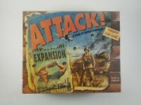 Brand New Sealed Attack! Board Game Expansion Box Eagle Games Some Box Wear