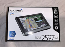Garmin nuvi 2597LMT 5 inch GPS Receiver with Accessories
