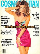 Cosmopolitan 5/92,Paulina Porizkova,May 1992,NEW