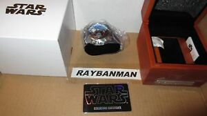 NEW Star Wars Light Dark Side Limited Edition Collectors Watch #212