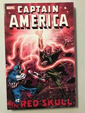Captain America vs The Red Skull TPB Marvel Comics Trade Paperback