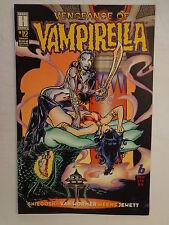 Vengeance of Vampirella Sniegoski Jewett V. 1 #12 Harris Comics February 1995 NM