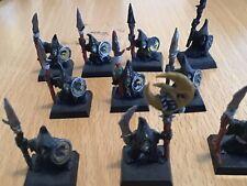Juegos taller Warhammer Citadel orcos cráneo trituradora de tripulación Duende tripulación Fantasía