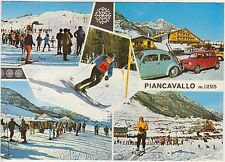 PIANCAVALLO - VEDUTINE - AVIANO (PORDENONE) 1971