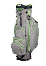 Bennington Cartbag  WFO STAFF Waterproof  Farbe: Grey Tex - neues Modell!