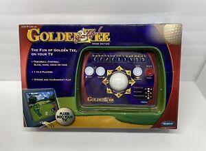 New. RADICA Golden Tee Golf Plug And Play Home Edition 2006