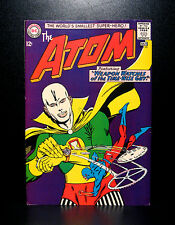 COMICS: DC: The Atom #13 (1964), Chronos app - RARE (batman/justice/flash)