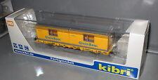 Kibri HO 26268 Niederbordwagen mit 2 Bau-Containern  GleisBau