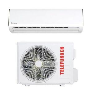 TELEFUNKEN 12000 BTU easy-fit DC Inverter Wall Split Air Conditioner with Heat P