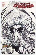 AMAZING SPIDER-MAN #16 COMICXPOSURE SKETCH VARIANT COVER