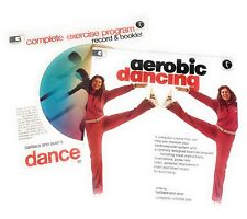 Aerobic Dancing by Barbara Ann Auer Lp Vinyl Record Album AND Dance Exercise