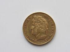 1 piece LOUIS PHILIPPE - 40 FRANCS OR 1834 A PARIS
