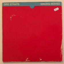 Dire STRAITS-MAKING MOVIES (Vertigo – 6359 034) VINILE LP ALBUM; 1980. EX/G