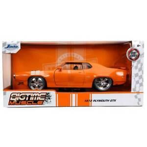 Jada Bigtime Muscle Series: 1972 Plymouth GTX 440 (Orange) 1/24 Scale