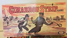 1967 Cimarron Strip Board Game   Rare