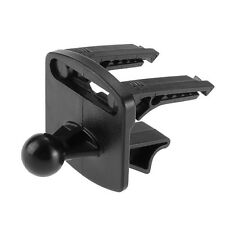 Vehicle Gps Air Vent Mount Holder Stand Base Set Plastic For Garmin Nuvi