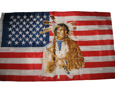 3x5 USA United States American Indian Cherokee Premium Flag 3'x5' Banner Grommet
