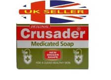 Crusader Medicated Soap 80g-pack of 1 - Free UK Delivery