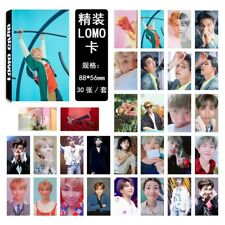 30Pcs /set KPOP Bangtan Boys Album LOVE YOURSELF Answer RM Photo Card
