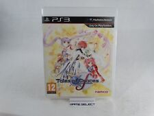 TALES OF GRACES F GDR J-RPG SONY PS3 PLAYSTATION 3 PAL COMPLETO ORIGINALE