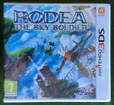 Rodea: The Sky Soldier 3DS NUEVO!!