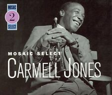 CARMELL JONES - MOSAIC SELECT #2 BY CARMELL JONES CD BOX SET, 2006, [BRAND NEW]