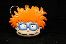 Rugrats Cartoon Chuckie Keychain Compact Mirror Comb