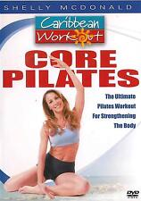 Caribbean Workout - Core Pilates (DVD, 2006) with Shelly McDonald