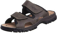Rieker 25092-26 Pantoletten Sandalen herausnehmbares Fußbett braun 40 - 47 Neu10
