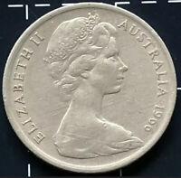 1966 COIN BIRTH YEAR SET AUSTRALIAN 5, 10, 20 CENT = 3 COINS TOTAL