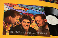 Colour Field LP Virgins And Philistines Orig Germany EX