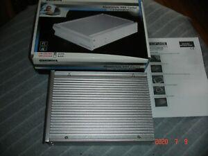 "PC 3.5""HDD Pro class HDD aluminium  silencer/anti vibration cage 5.25 bay: KONIG"