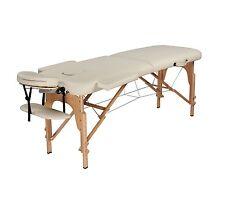 Heaven Massage Ultra lightweight Portable small Massage Table Beige