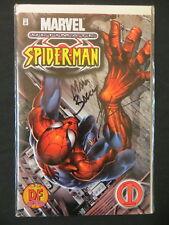 ultimtate Spider-Man #1 DYNAMIC FUERZAS Variante FIRMADO BAGLEY THIBERT COA