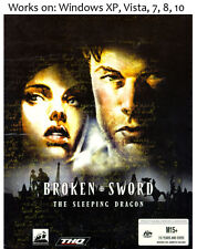 Broken Sword 3 The Sleeping Dragon PC Game